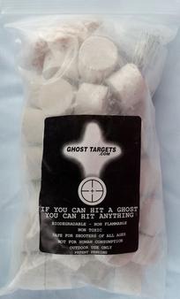 Ghost Disintegrating targets http://www.ghosttargets.com/
