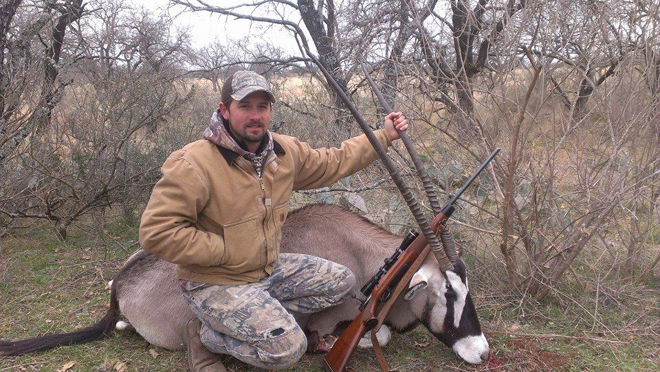 TPWD Drawn Hunt, Mason Mountain Trophy Gemsbok