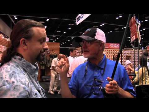 Rick Clunn on crankbaits (video)
