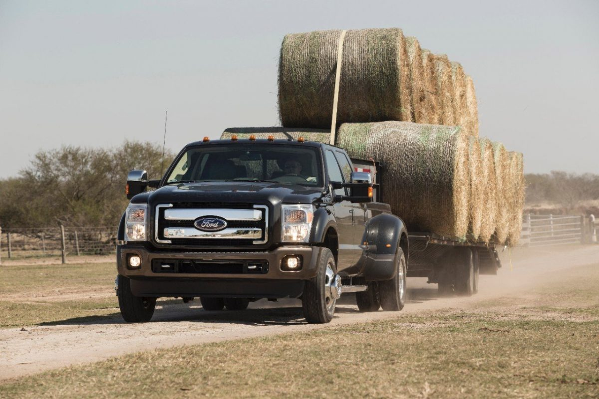 2015 F-250 King Ranch Edition