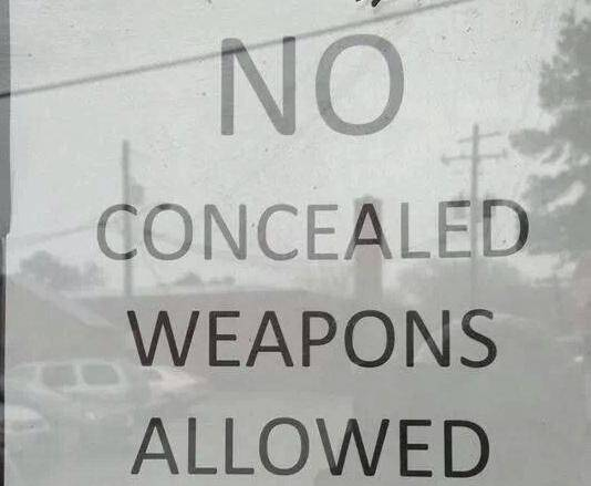Owner of S.C. Pub Insults Gun Owners Across America With This Outrageous Sign