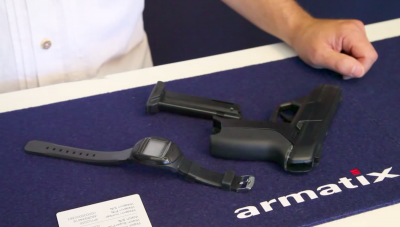 "First American Store to Sell ""Smart Gun"" Surprised by Protest"
