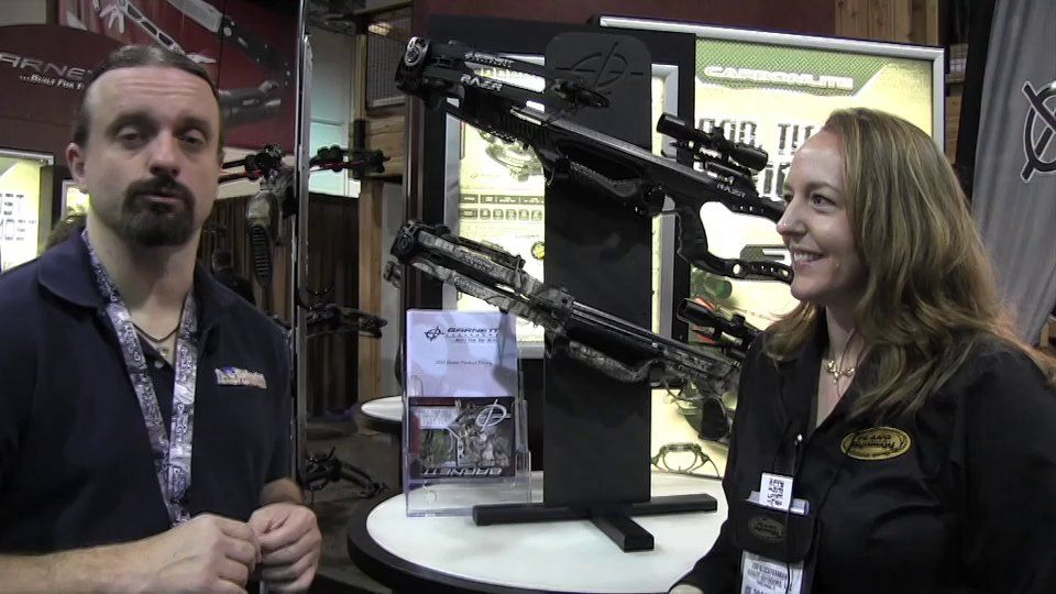 Barnett Crossbows –  2014 SHOT Show