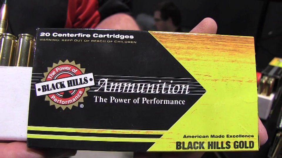 Black Hills – 2014 SHOT Show