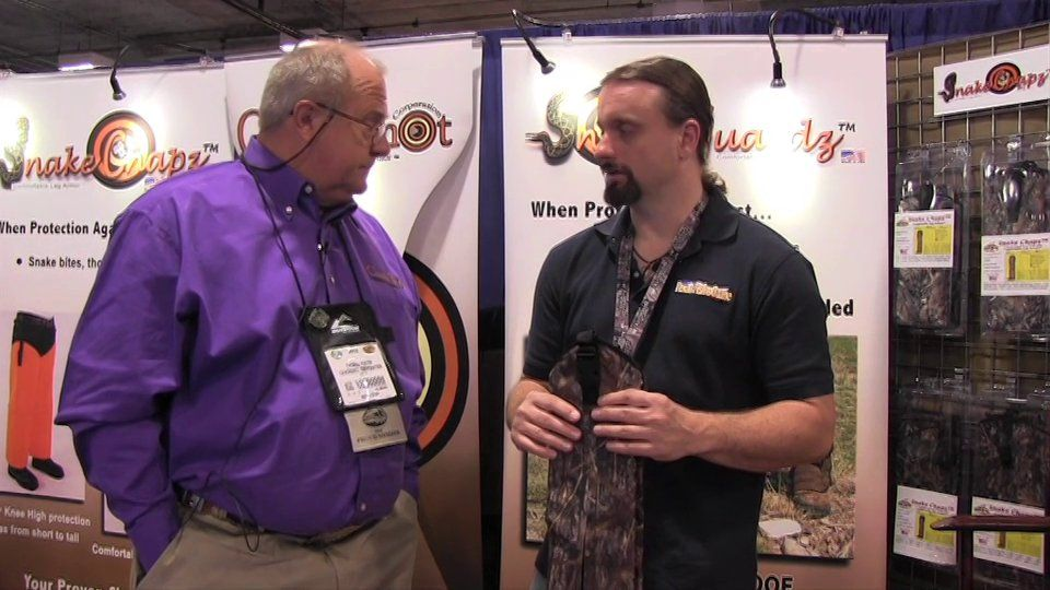 CrackShot Snake Guards – 2014 SHOT Show