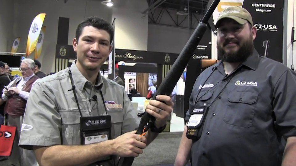 CZ Lapua 338 – 2014 SHOT Show