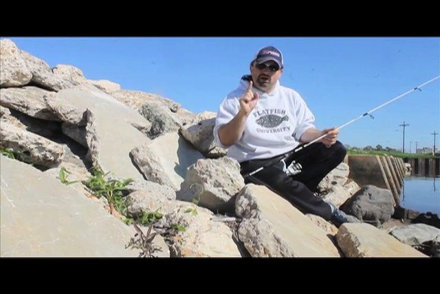 Flex Fishing TV Episode 3