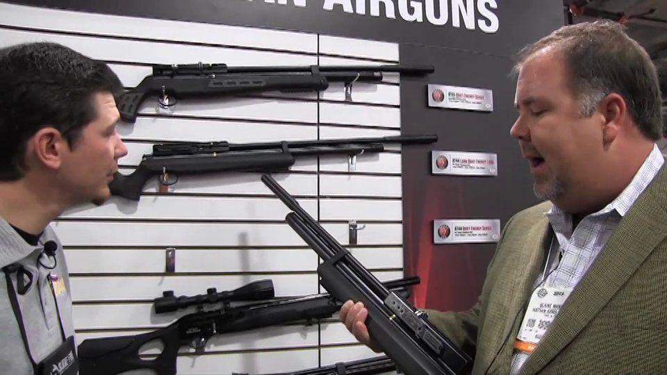 Hatsan – 2014 SHOT Show