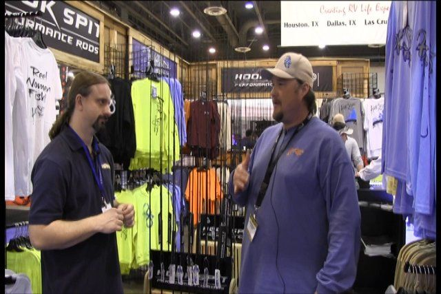 Hook Spit – 2014 Houston Boat Show