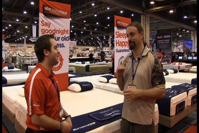Mattress Firm – 2014 Houston Boat Show
