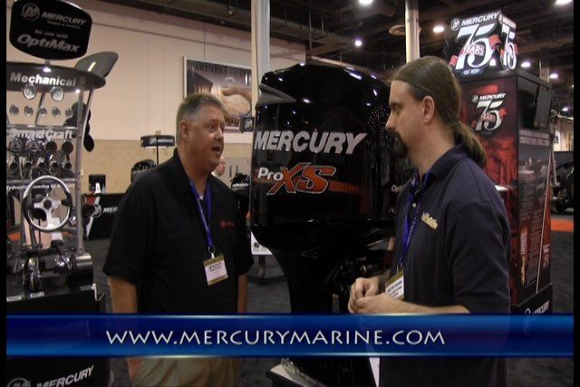 Mercury - 2014 Houston Boat Show
