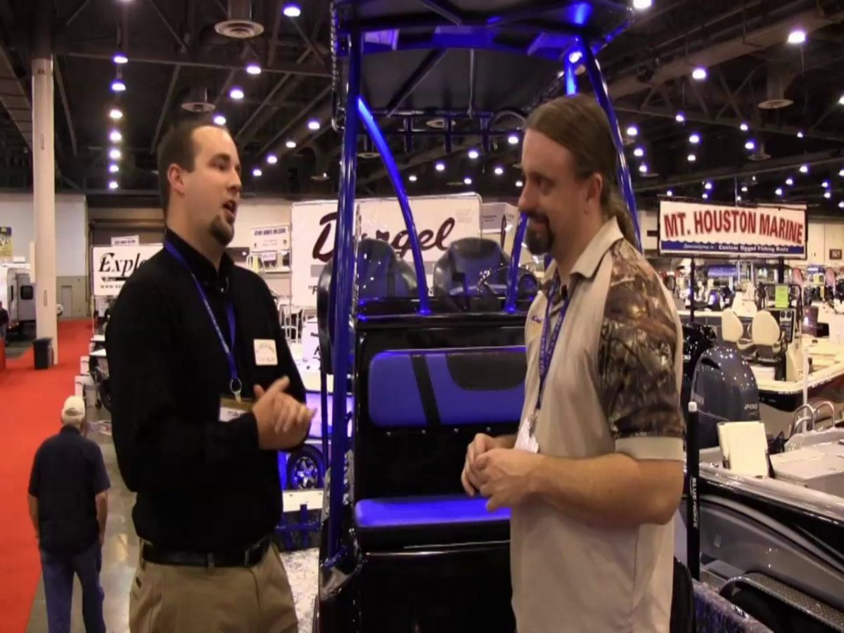 Mt. Houston Marine – Kat 250HDX – 2014 Houston Boat Show