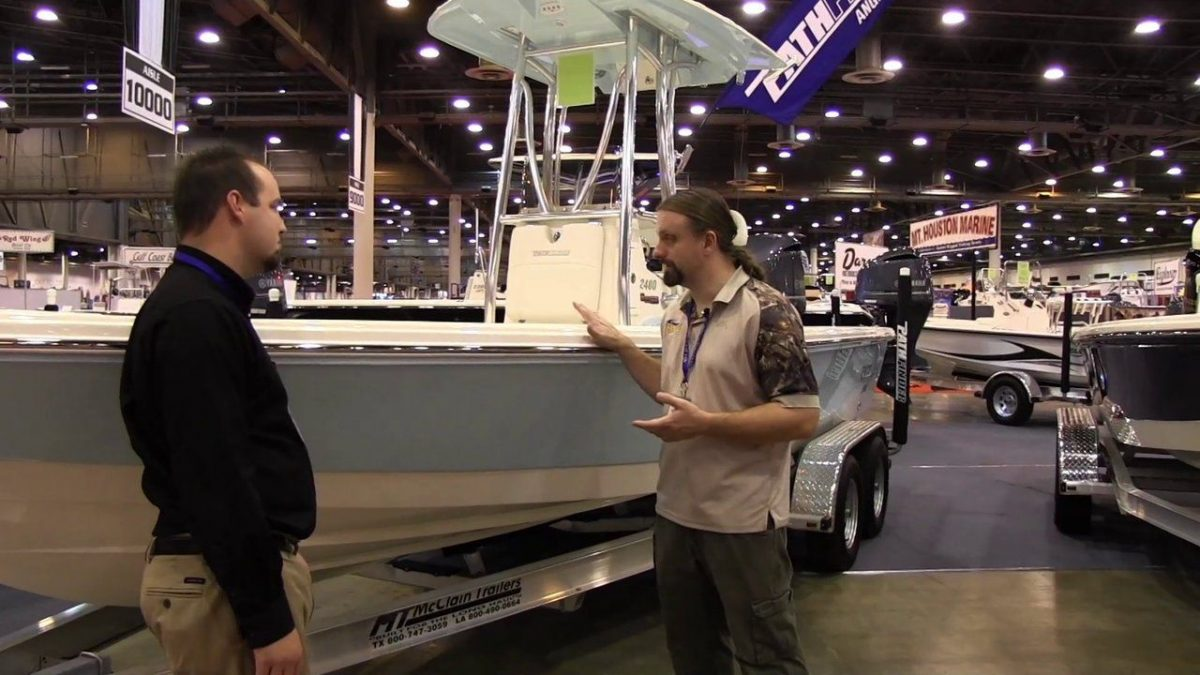 Mt Houston Marine – Path Finder – 2014 Houston Boat Show