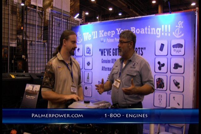 Palmer Power - 2014 Houston Boat Show