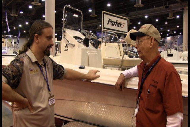 Red Wing Boat Co. – 2014 Houston Boat Show