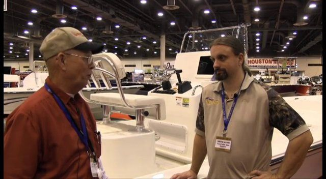 Red Wing Boat Co. pt 2 – 2014 Houston Boat Show