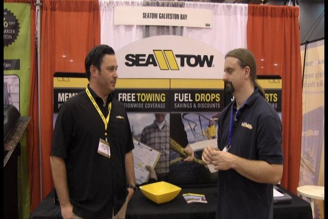 Sea Tow – 2014 Houston Boat Show