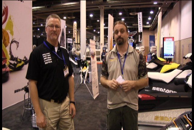 Seadoo – 2014 Houston Boat Show