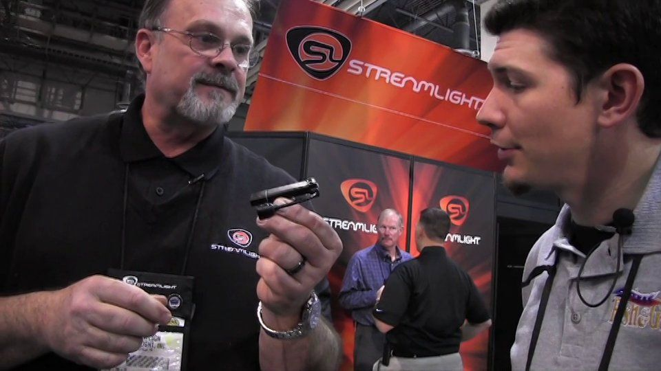 Streamlight – 2014 SHOT Show