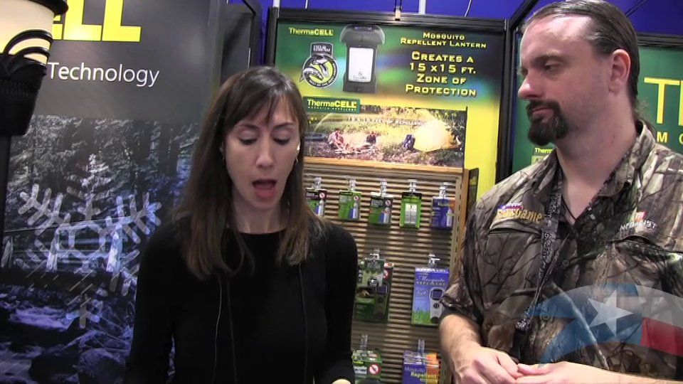 Therma Cell Torch – 2014 SHOT Show
