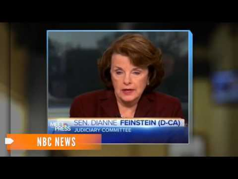 """Turn In All Assault Rifles and High-Cap Magazines"" ~ Sen. Feinstein"
