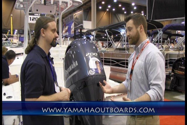 Yamaha – 2014 Houston Boat Show