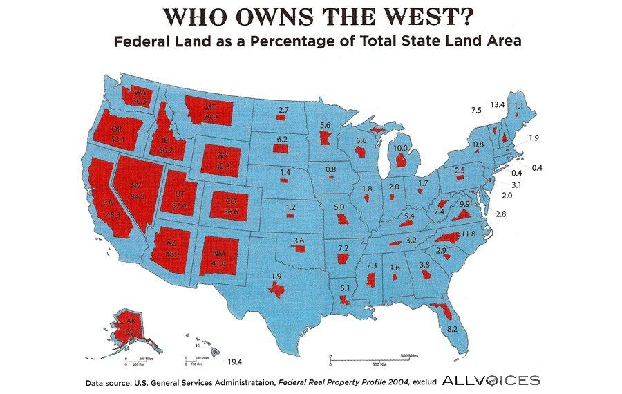 "Who actually ""owns"" America's land? A deeper look at the Bundy Ranch crisis"