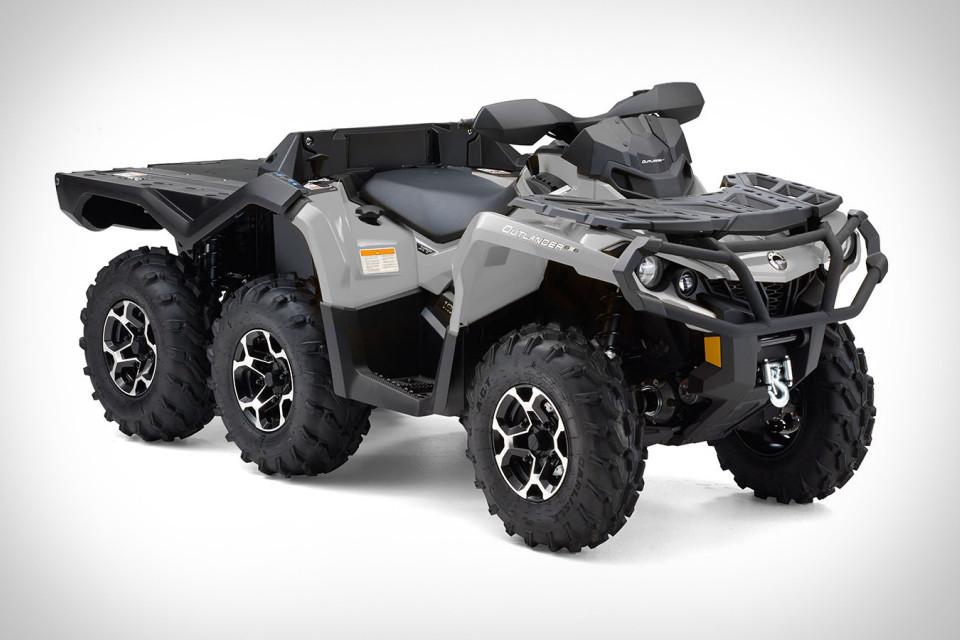 Can-Am Outlander 6×6 ATV