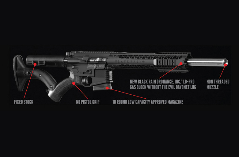Here's What It Looks Like When a Gun Manufacturer Releases a 'New York Compliant' AR-15
