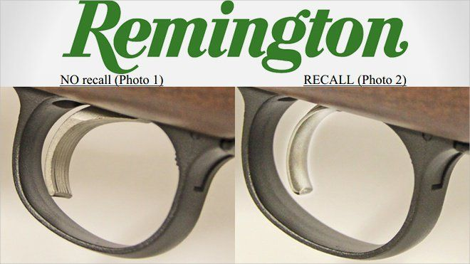 Remington issuing safety recall of select Model 700 and Model Seven rifles
