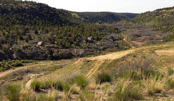The 'Next BLM Showdown' Is Currently Brewing in Recapture Canyon, Utah