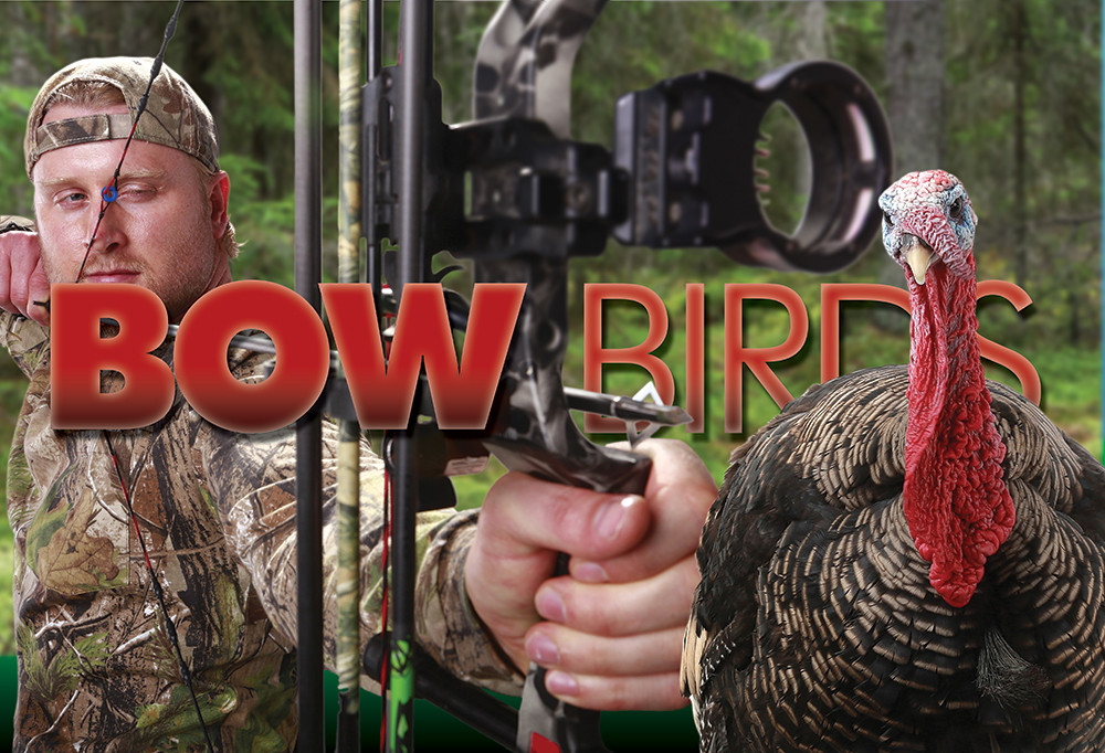 Bow Birds: A Closer Look at Hunting Spring Turkey with a Bow