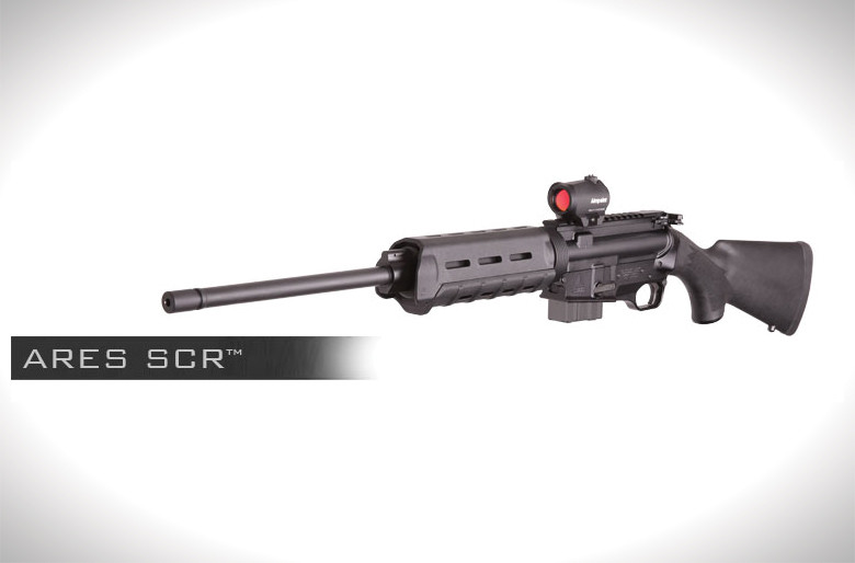 More details surface about the Ares 'featureless' SCR (VIDEO)
