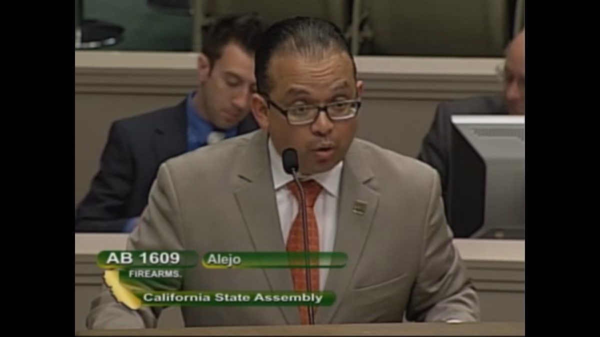 California bill restricting out-of-state gun transfers passes state Assembly (VIDEO)