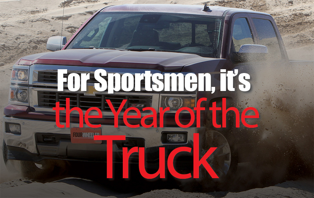 For Sportsmen, It's the Year of the Truck