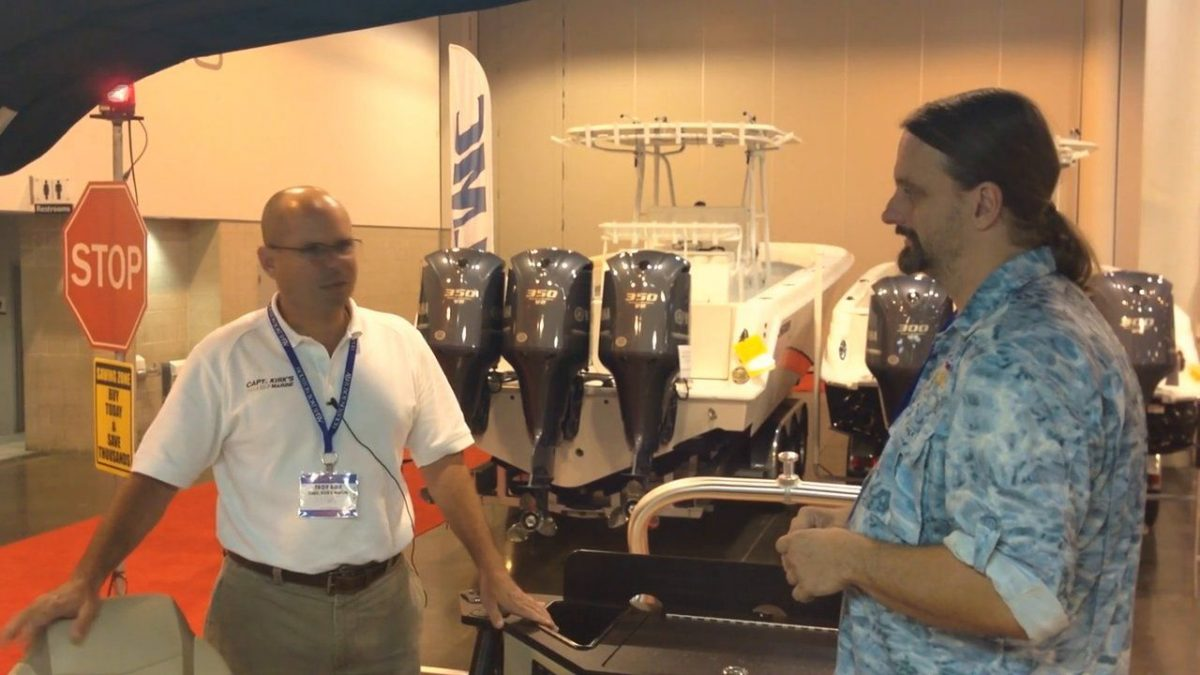 Captain Kirk's Marine – 2014 Summer Houston Boat Show