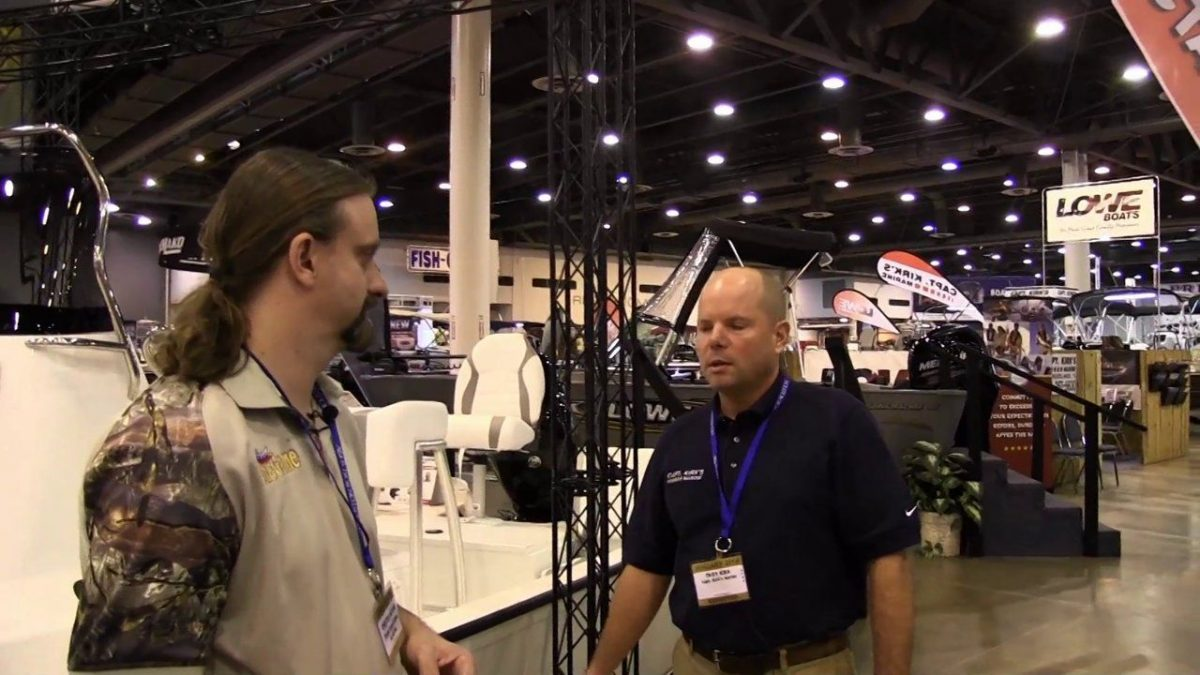 Captain Kirk's Part 1 – 2014 Houston Boat Show