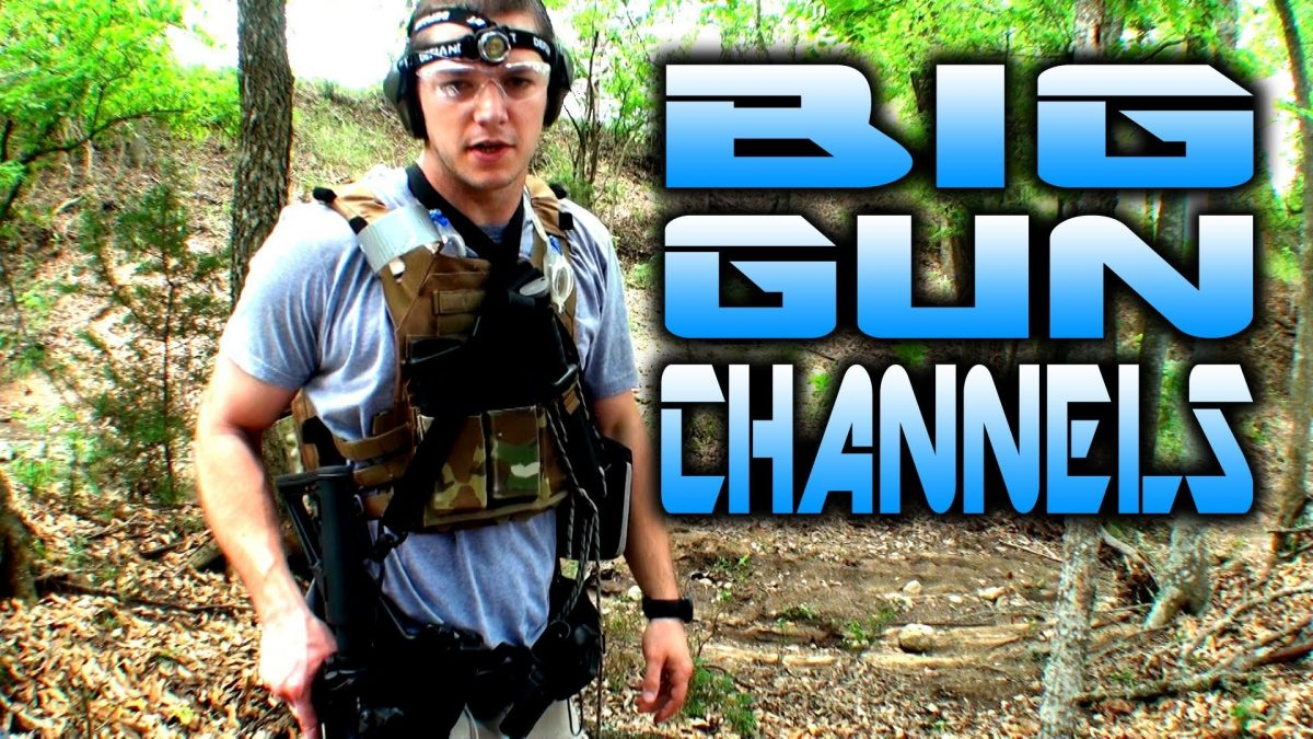 Demolition Ranch: Top YouTube Gun Channels…….ROAST