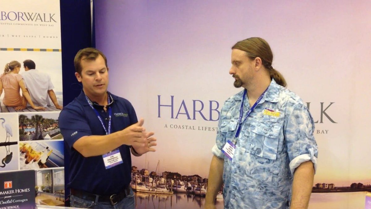 Harbor Walk – 2014 Summer Houston Boat Show