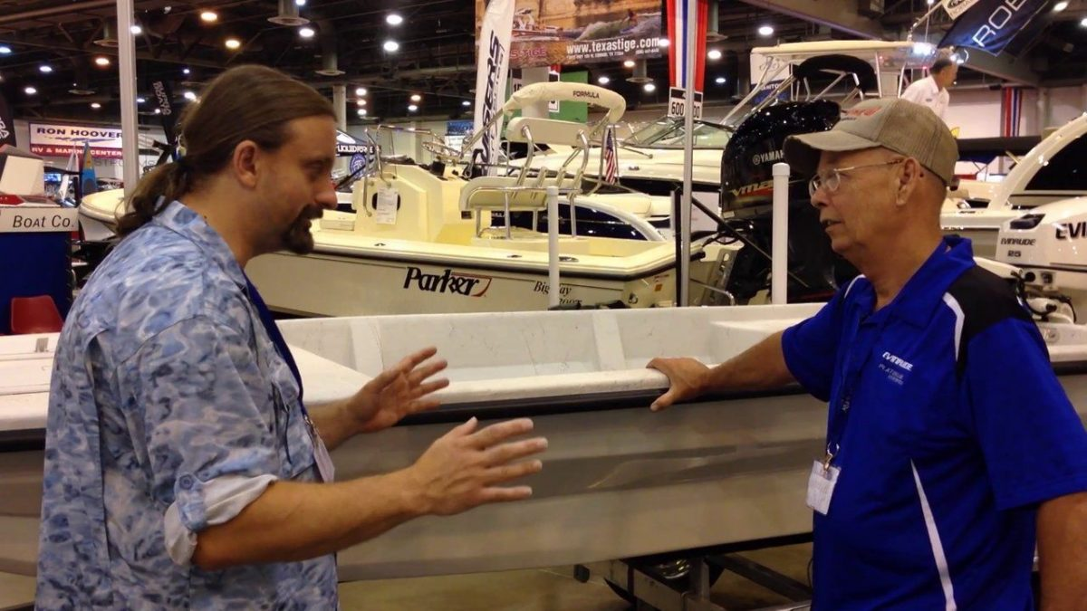 Red Wing Boat Co. – 2014 Summer Houston Boat Show