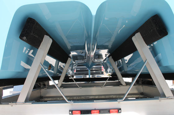 Is Your Boat Safe on its Trailer?