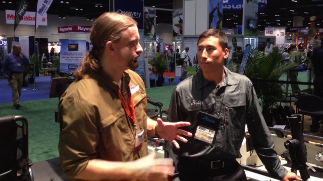 Fishidy with Mike Iaconelli: ICAST 2014