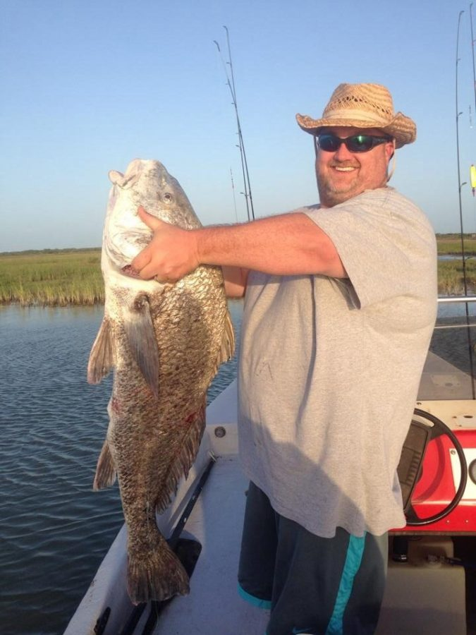 Big Copano Drum