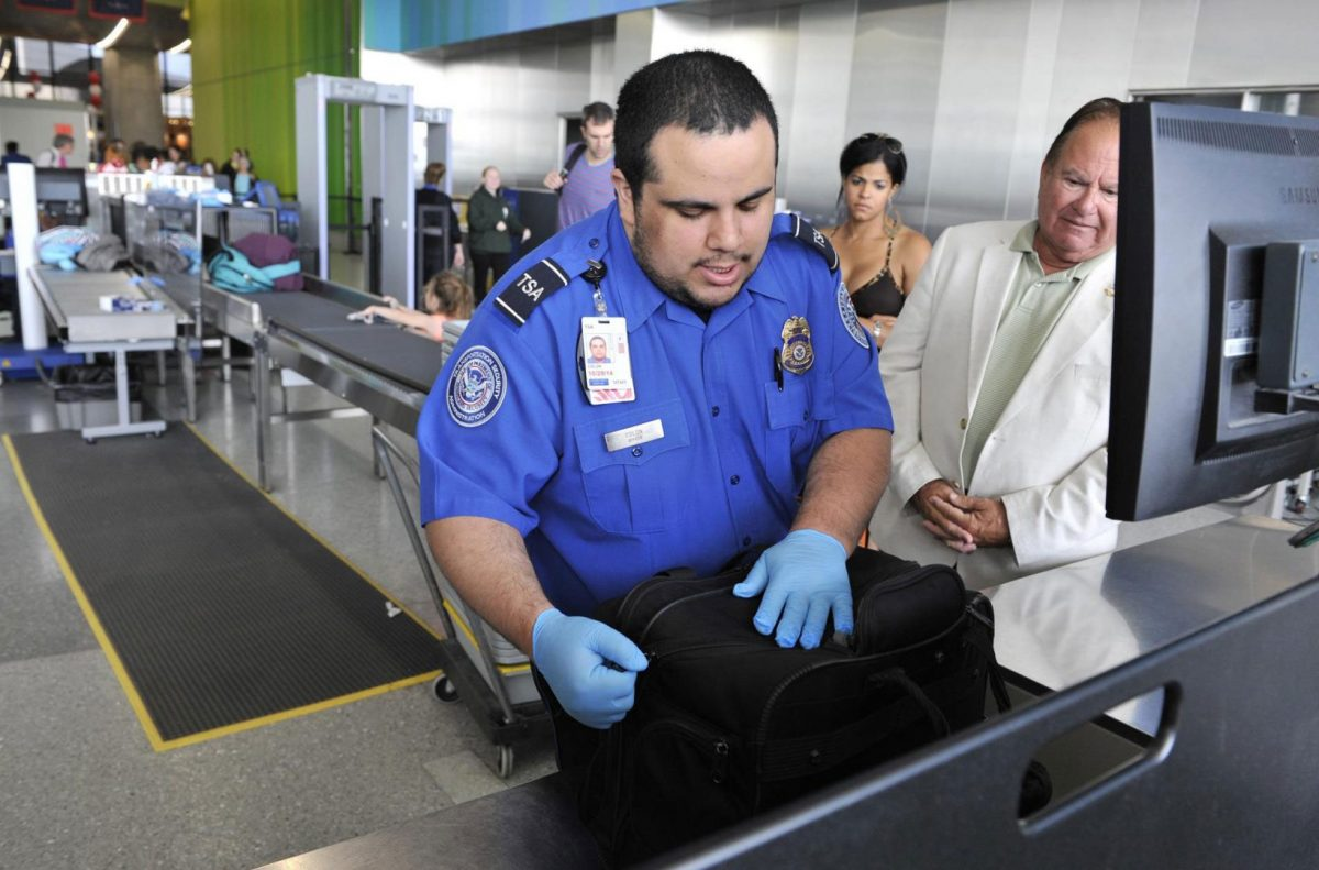 TSA finding more guns in security checks despite warnings to passengers