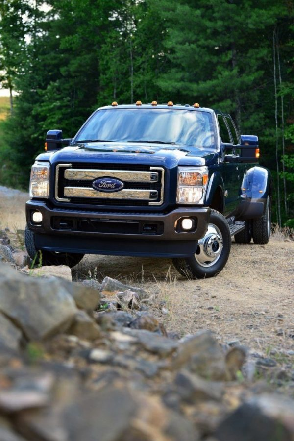 First drive: 2015 Ford Super Duty trucks