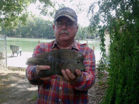 San Antonio-area man scores world record fish in lake near New Braunfels