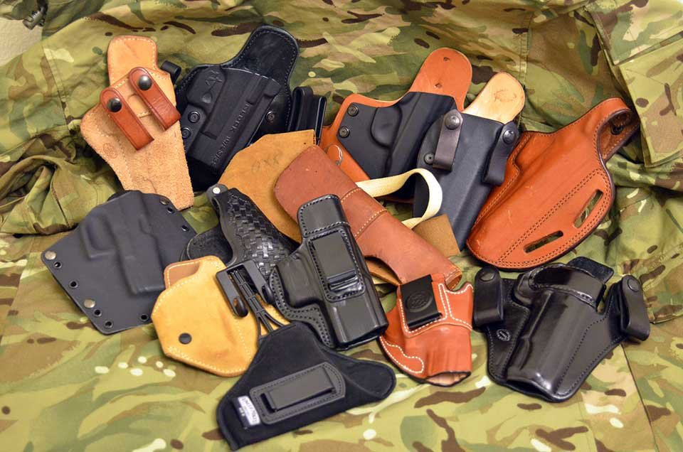 What you need to know before choosing a holster for concealed carry