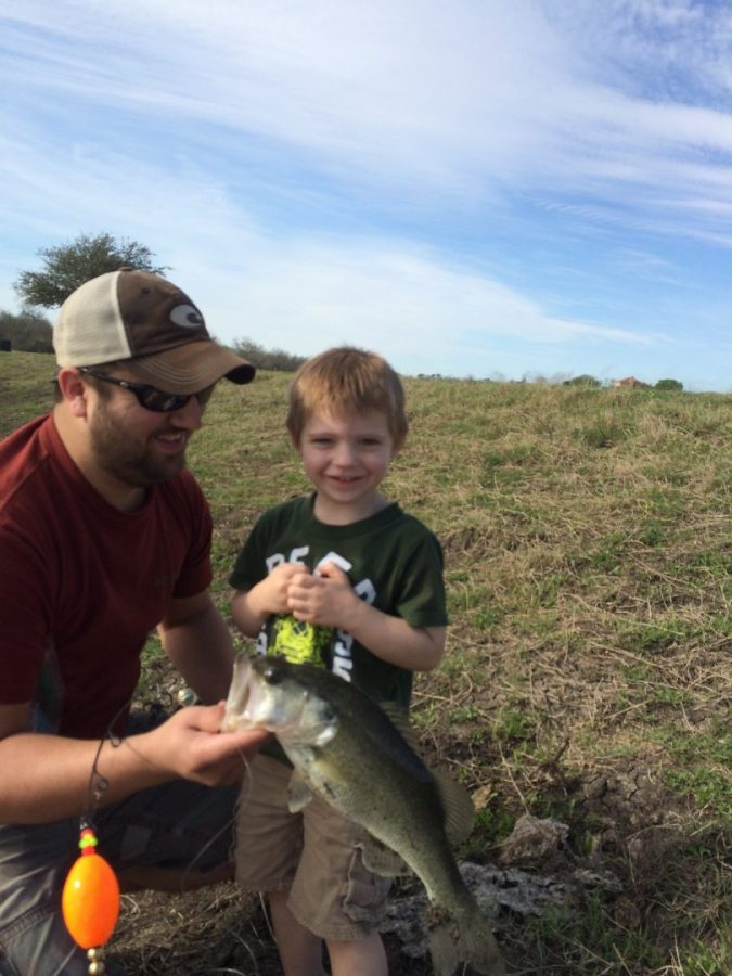 Maverick's First Bass