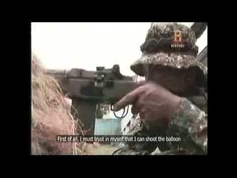 Philippine Sniper Confidence Drill (VIDEO)