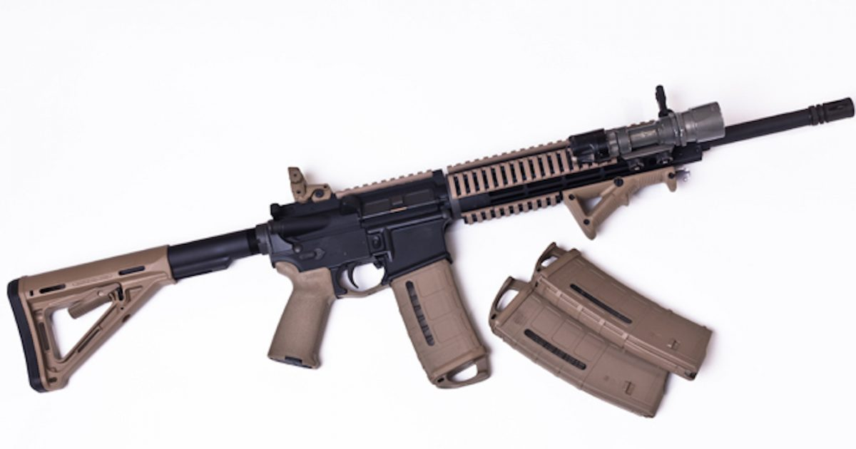 Compton, CA School Police Authorized to Carry AR-15′s When School Starts Back This Fall